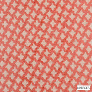 B. Berger - 71058-33 - Persimmon  | Upholstery Fabric - Burgundy, Fire Retardant, Red, Silver, Fibre Blends, Ikat, Small Scale, Chenille, Diamond - Harlequin, Dry Clean