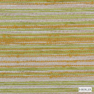 B. Berger - 71062-68 - Gold/Green  | Upholstery Fabric - Fire Retardant, Gold,  Yellow, Silver, Stripe, Synthetic, Backing