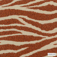 B. Berger - 71065-219 - Cinnamon  | Upholstery Fabric - Brown, Burgundy, Fire Retardant, Terracotta, Synthetic, Dry Clean