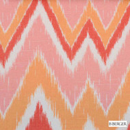 B. Berger - 72077-3 - Melon  | Curtain & Upholstery fabric - Burgundy, Red, Silver, Natural Fibre, Pink, Purple, Natural