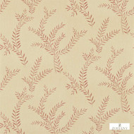 Zoffany Palme 311715  | Wallpaper, Wallcovering - Gold,  Yellow, Red, Floral, Garden, Commercial Use, Domestic Use
