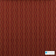 Duralee - 90912-374 - Merlot  | Upholstery Fabric - Brown, Burgundy, Red, Terracotta, Geometric, Stripe, Synthetic, Abstract