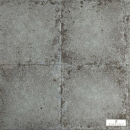 Zoffany Lustre Tile 310983  | Wallpaper, Wallcovering - Grey, Industrial, Transitional, Domestic Use, Semi-Plain