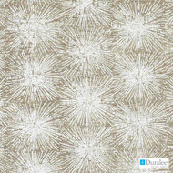 Duralee - Dw16004-587 - Latte | Upholstery Fabric - Beige, Dry Clean, Abstract, Stars, Standard Width
