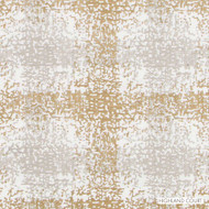 Highland Court - Ha61735-88 - Migration - Champagne | Curtain Fabric - Fire Retardant, Linen/Linen Look, Beige, Dry Clean, Geometric, Embroidery