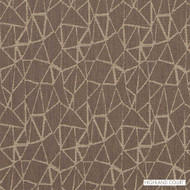 Highland Court - Hi61737-194 - Proximity - Toffee  | Curtain & Upholstery fabric - Brown, Geometric, Linen and Linen Look, Midcentury, Natural Fibre, Dry Clean, Natural