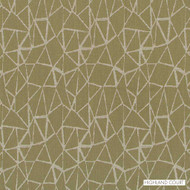 Highland Court - Hi61737-575 - Proximity - Clover | Curtain & Upholstery fabric - Linen/Linen Look, Mid Century Modern, Dry Clean, Geometric, Natural