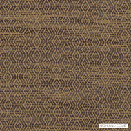 Highland Court - Hu16241-194 - Concourse - Toffee  | Upholstery Fabric - Brown, Fire Retardant, Fibre Blends, Ikat, Mediterranean, Diamond - Harlequin, Dry Clean, Strie