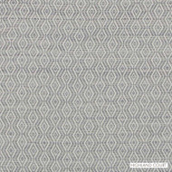 Highland Court - Hu16241-526 - Concourse - Metal | Upholstery Fabric - Fire Retardant, Grey, Diamond, Harlequin, Ikat, Mediterranean, Dry Clean