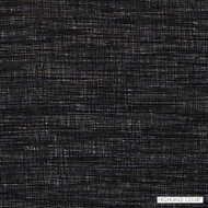 Highland Court - Hu16242-79 - Vista - Charcoal | Upholstery Fabric - Fire Retardant, Black, Charcoal, Dry Clean, Backing, Strie, Texture, Fibre Blend