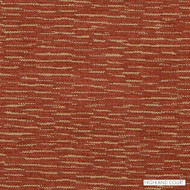 Highland Court - Hu16245-219 - Domain - Cinnamon | Upholstery Fabric - Fire Retardant, Orange, Terracotta, Dry Clean, Strie, Texture, Standard Width
