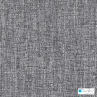 Duralee - Su16209-174 - Graphite  | Upholstery Fabric - Grey, Plain, Fibre Blends, Linen and Linen Look, Slub, Dry Clean, Standard Width, Strie
