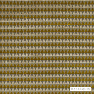 Harlequin Tessalate 130681  | Curtain & Upholstery fabric - Brown, Foulard, Geometric, Harlequin, Small Scale, Southwestern, Synthetic, Commercial Use, Diamond - Harlequin