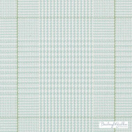Bailey Griffin - 190236H-601 - Low Land Plaid - Aqua/Green  | Upholstery Fabric - Check, Natural Fibre, Commercial Use