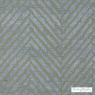 Bailey Griffin - Bu15828-125 - Lombardy Chevron - Jade | Upholstery Fabric - Fire Retardant, Linen/Linen Look, Green, Dry Clean, Chevron, Zig Zag
