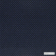 Designs Of The Time - Zawadi - Yp18013 - 53391-113 | Curtain & Upholstery fabric - Blue, Eclectic, Chevron, Zig Zag, Decorative, Pattern