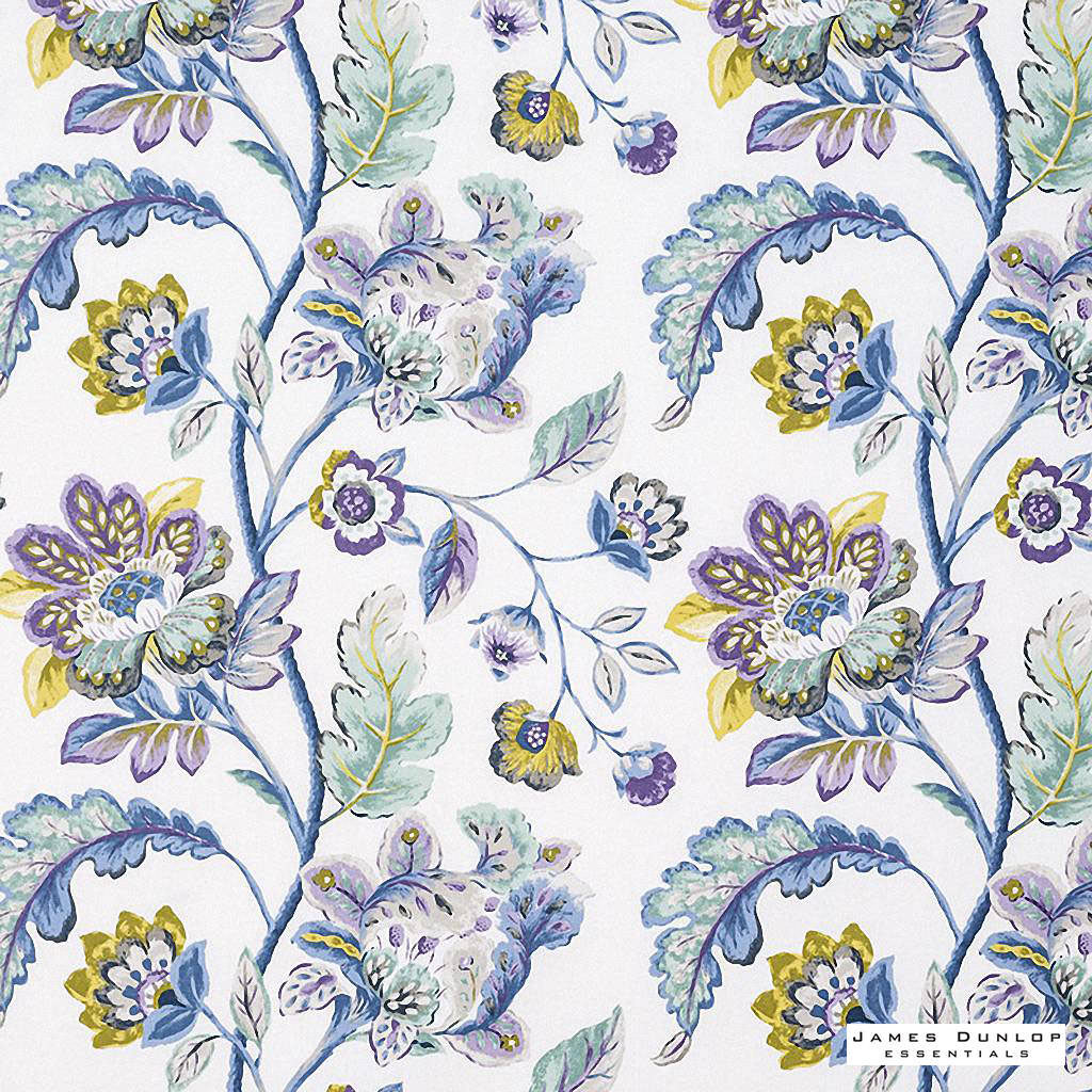 fd249188d9 James Dunlop Essentials - Harvest - Cornflower - 13269-102 | Curtain & Upholstery  fabric