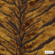 Catherine Martin By Mokum - Bengal Tiger - Gold - 12573-211  | Upholstery Fabric - Acoustic Dampening, Gold,  Yellow