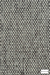 Mokum - Strata - Charcoal - 12516-883  | Upholstery Fabric - Grey, Black - Charcoal, Fibre Blends, Pattern, Standard Width