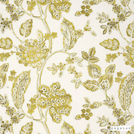 Pegasus - Abigail - Leaf - 19807-102  | Curtain Fabric - Floral, Garden, Natural Fibre, Natural, Top of Bed, Standard Width