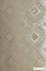 James Dunlop Indent - Reflection Wallpaper - Champagne - 57187-103  | Wallpaper, Wallcovering - Gold,  Yellow, Deco, Decorative, Fibre Blends, Geometric, Standard Width