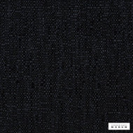 Catherine Martin By Mokum - Medina - Midnight - 12415-514  | Upholstery Fabric - Stain Repellent, Acoustic Dampening, Plain, Black - Charcoal, Fibre Blends, Standard Width