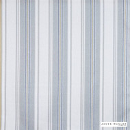 James Dunlop Indent - Braemar - Oatmeal - 13274-101  | Curtain & Upholstery fabric - Fire Retardant, Grey, Stripe, Fibre Blend, Standard Width