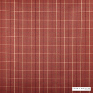James Dunlop Indent - Carrick - Rustic - 13275-102  | Curtain & Upholstery fabric - Acoustic Dampening, Check, Fibre Blends, Commercial Use, Top of Bed, Standard Width