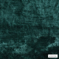 Catherine Martin By Mokum - Bespoke - Aquamarine - 12395-402  | Curtain & Upholstery fabric - Green, Acoustic Properties, Velvets, Natural, Plain