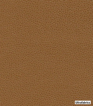 Ultrafabrics - Ultraleather Promessa - Bronze-3145 - 56039-115  | Upholstery Fabric - Brown, Fire Retardant, Plain, Faux Leather, Fibre Blends, Commercial Use, Standard Width