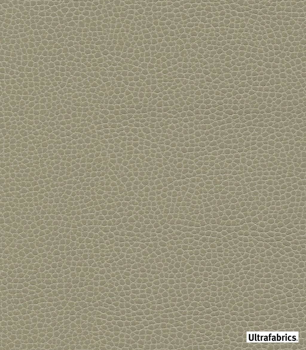 Ultrafabrics - Ultraleather Promessa - Cocoa-3463 - 56039-106  | Upholstery Fabric - Fire Retardant, Plain, Faux Leather, Fibre Blends, Commercial Use, Standard Width