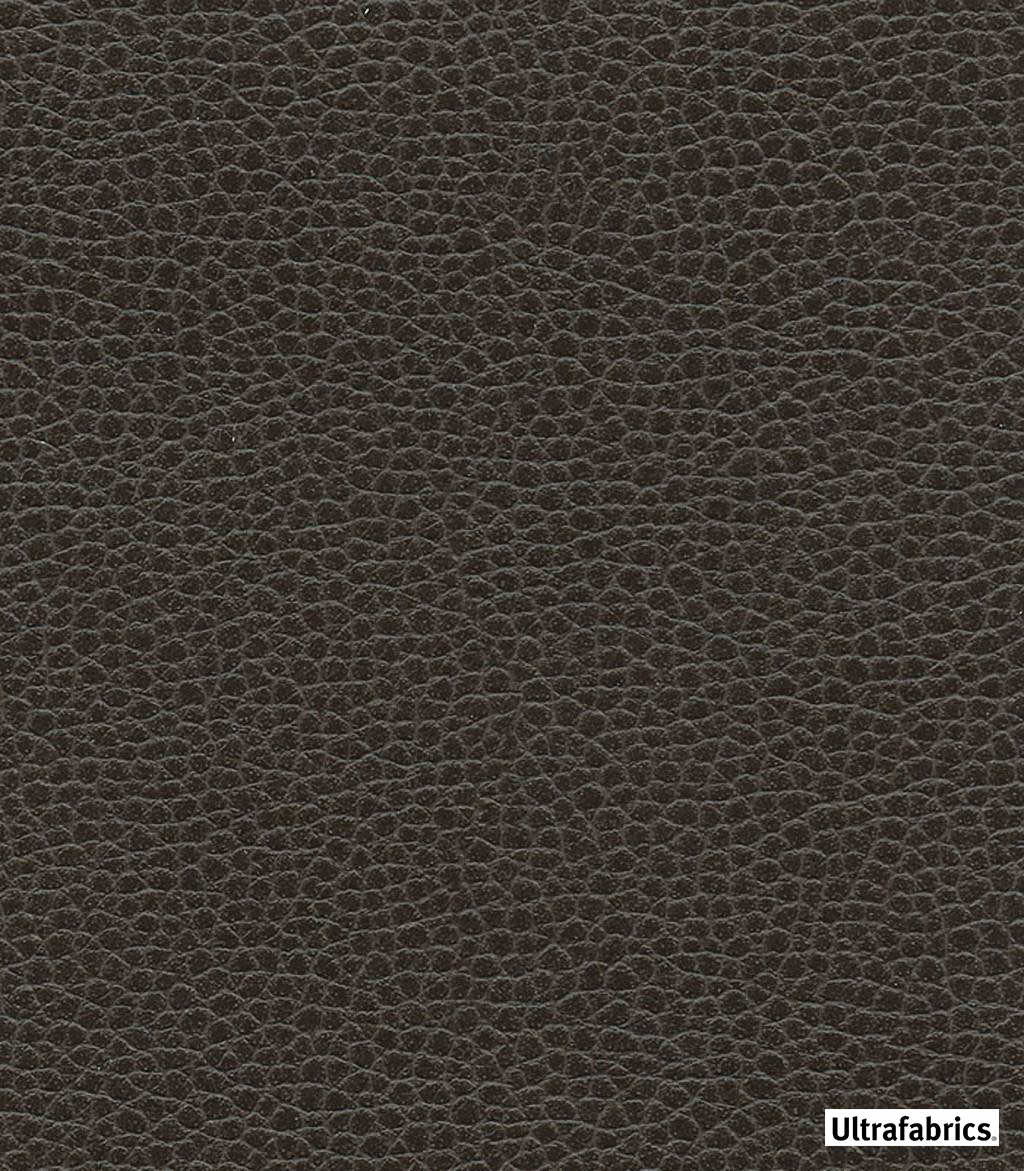 Ultrafabrics - Ultraleather Promessa - Horsehair-3037 - 56039-118  | Upholstery Fabric - Brown, Fire Retardant, Plain, Faux Leather, Fibre Blends, Commercial Use
