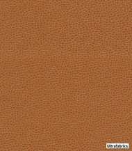 Ultrafabrics - Ultraleather Promessa - Saddle-3140 - 56039-119  | Upholstery Fabric - Fire Retardant, Plain, Faux Leather, Fibre Blends, Commercial Use, Standard Width