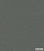 Ultrafabrics - Ultraleather Promessa - Shale-5817 - 56039-127  | Upholstery Fabric - Fire Retardant, Grey, Plain, Faux Leather, Fibre Blends, Commercial Use, Standard Width