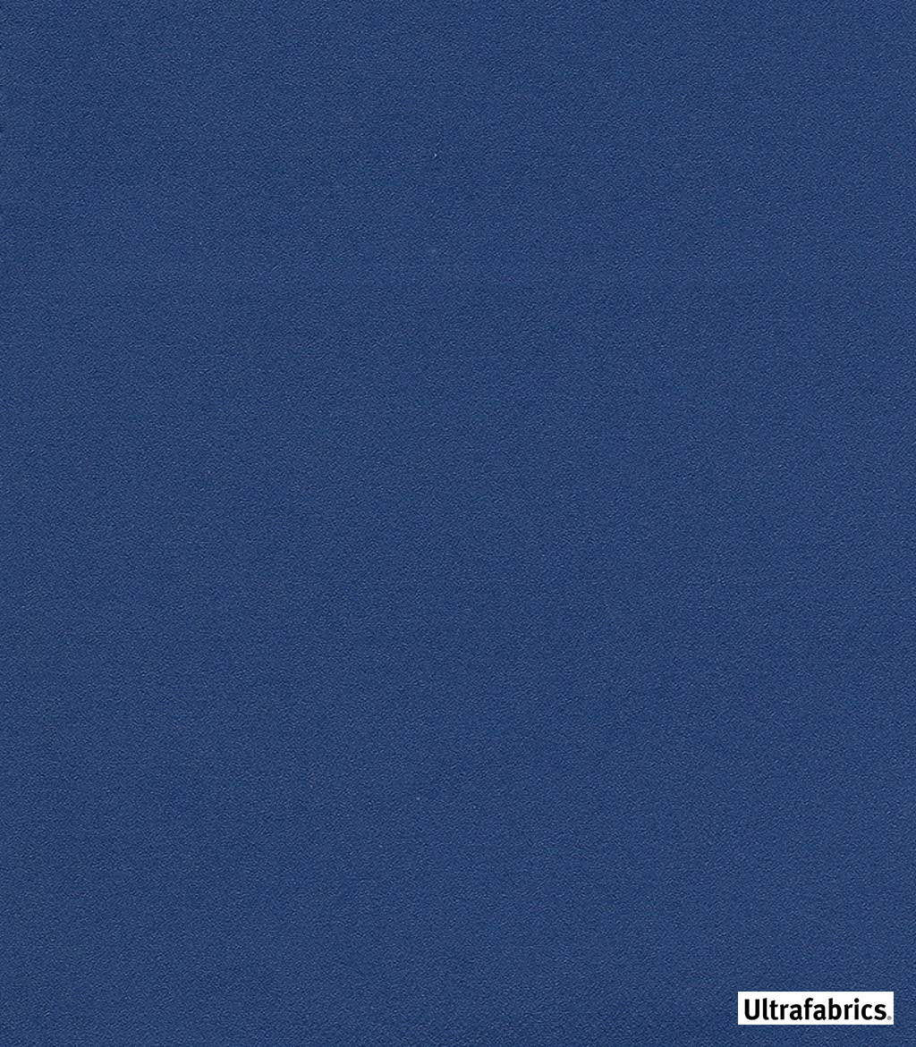 Ultrafabrics - Ultraleather Fusion - Ocean-2539 - 56034-111  | Upholstery Fabric - Blue, Fire Retardant, Plain, Faux Leather, Fibre Blends, Commercial Use, Standard Width
