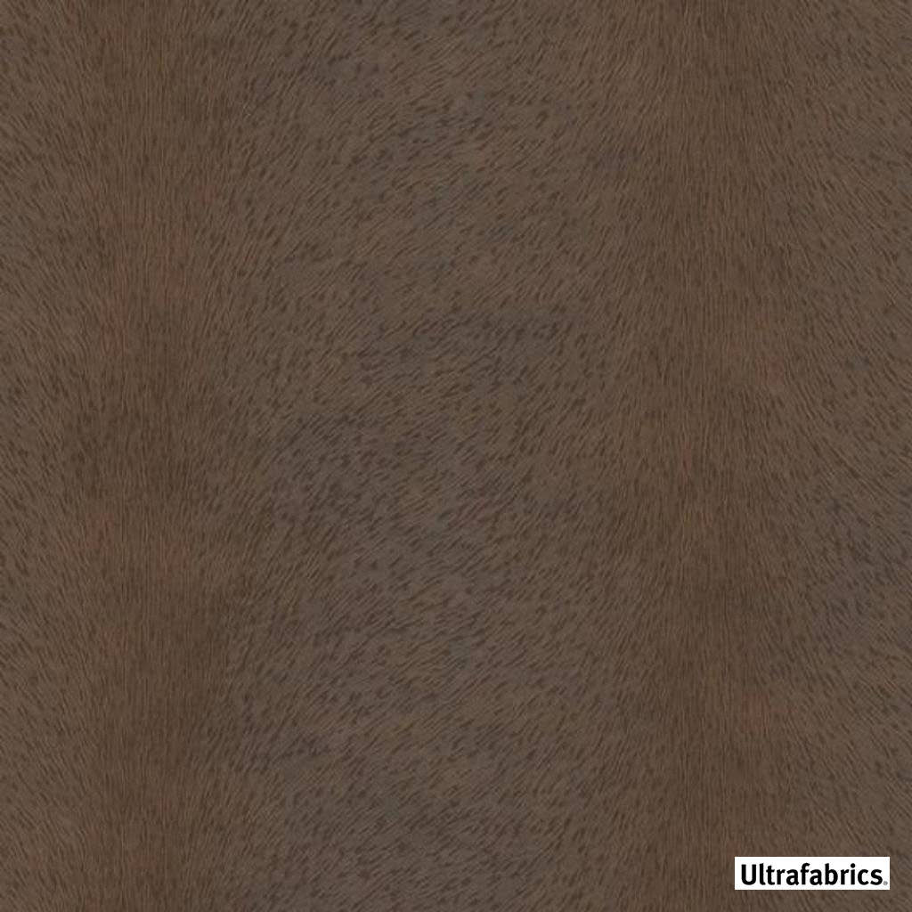 Ultrafabrics - Ultraleather Pony - Bay-3216 - 56037-107  | Upholstery Fabric - Brown, Fire Retardant, Plain, Faux Leather, Fibre Blends, Commercial Use, Standard Width