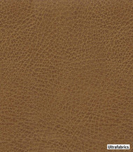 Ultrafabrics - Brisa Distressed High Uv - Waylan-3980 - 56026-104    Upholstery Fabric - Brown, Fire Retardant, Plain, Faux Leather, Fibre Blends, Commercial Use