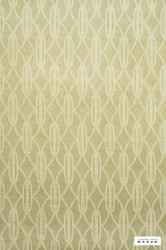 Catherine Martin By Mokum - Charleston Pearls - Linen - 10946-812  | Curtain Fabric - Fire Retardant, Gold, Yellow, Art Deco, Geometric, Decorative