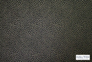 Ashley Wilde - Textures - Blean Chocolate  | Curtain & Upholstery fabric - Synthetic, Commercial Use, Domestic Use, Dots, Spots, Standard Width, Shagreen