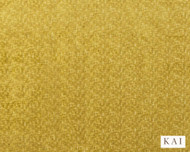 Kai - Basel - Vig Sunshine  | Curtain & Upholstery fabric - Gold, Yellow, Contemporary, Dry Clean, Velvets, Plain, Fibre Blend, Standard Width