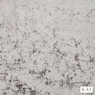 Kai - Earth Form - Glacier Silver  | Curtain & Upholstery fabric - Grey, Silver, Contemporary, Fibre Blends, Domestic Use