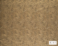 Kai - Tamu - Oro Bronze  | Curtain & Upholstery fabric - Gold, Yellow, Contemporary, Dry Clean, Velvets, Fibre Blend, Standard Width