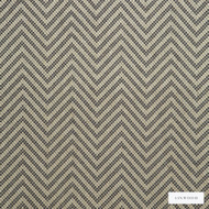 Linwood - Lf1928C_014 Inca  | Curtain & Upholstery fabric - Linen/Linen Look, Tan, Taupe, Traditional, Geometric, Abstract, Chevron, Zig Zag, Pattern