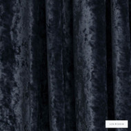 Linwood - Lf1827C_028 Midnight  | Curtain Fabric - Washable, Black, Charcoal, Velvets, Standard Width