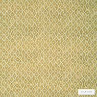 Linwood - Lf1630C_010 Marigold  | Curtain & Upholstery fabric - Washable, Gold, Yellow, Kilim, Natural, Print, Small Scale, Natural Fibre