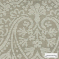 Charles Parsons Interiors - Marion Taupe | Upholstery Fabric - Beige, Jacquards, Uncoated, Geometric