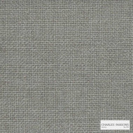 Charles Parsons Interiors - Rustic Weave Pebble | Upholstery Fabric - Grey, Uncoated, Geometric, Plain