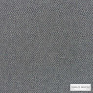 Charles Parsons Interiors - Loft Steel | Upholstery Fabric - Grey, Uncoated, Plain