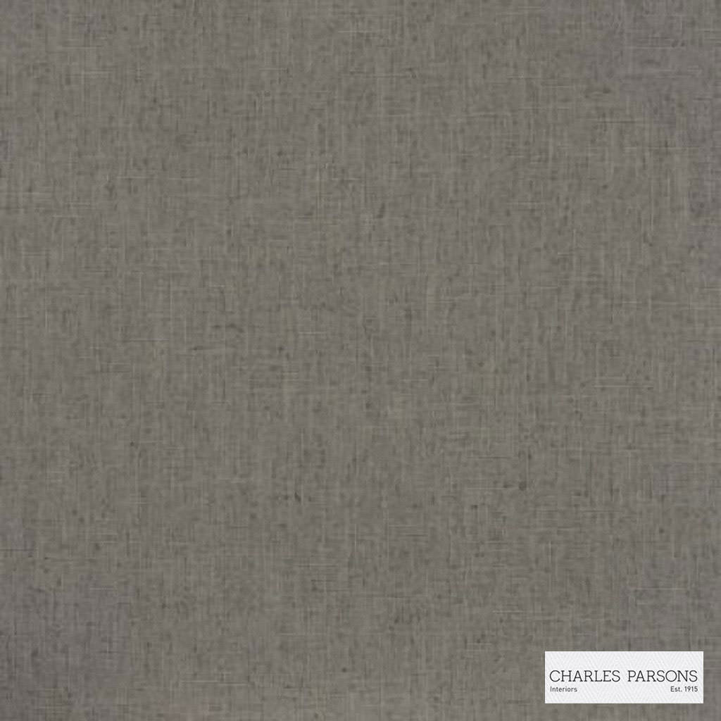 Charles Parsons Interiors - Talon Silver  | Upholstery Fabric - Grey, Plain, Uncoated, Weave, Commercial Use