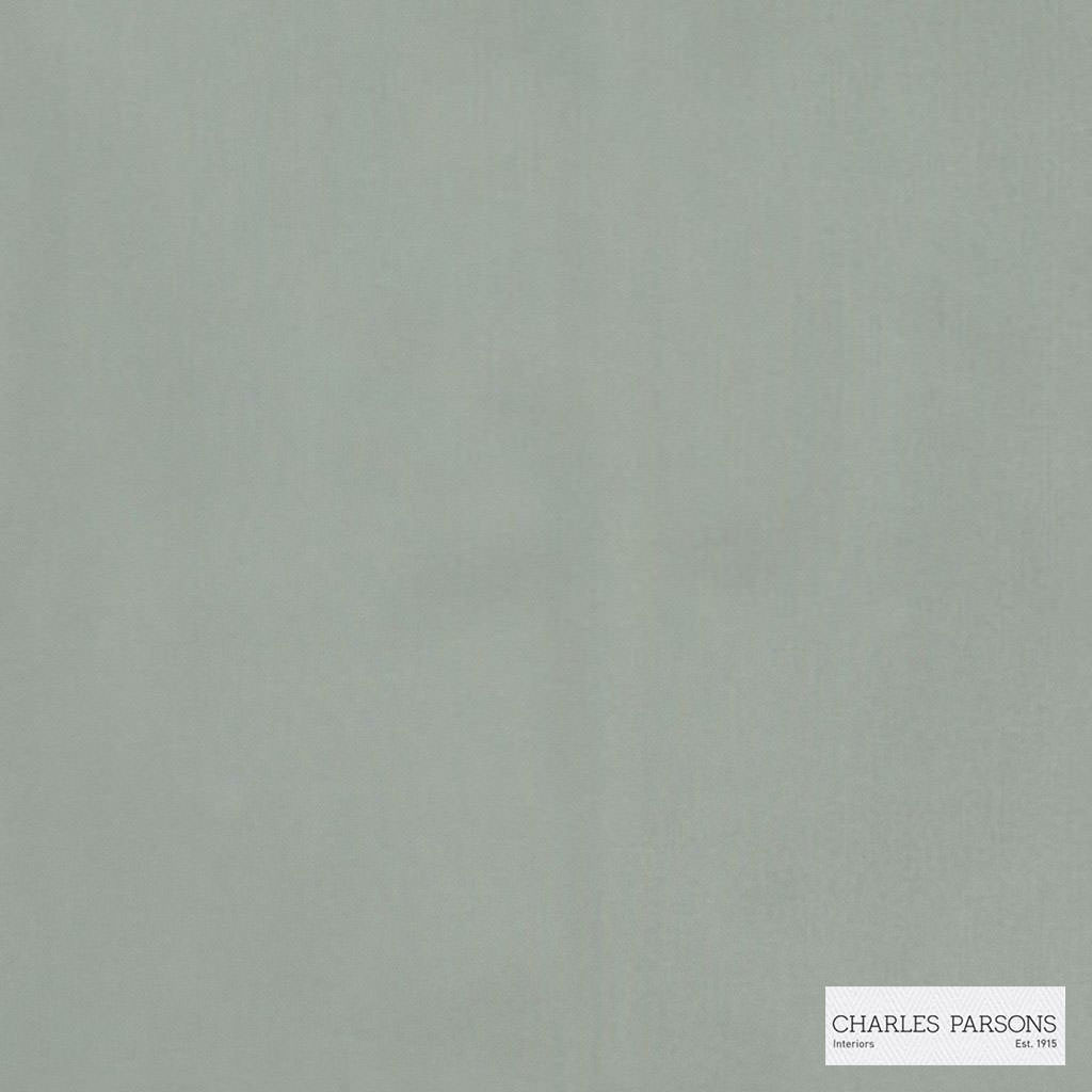 Charles Parsons Interiors - Clarence Silver | Curtain Sheer Fabric - Fire Retardant, Grey, Uncoated, Plain